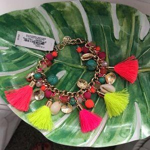 Lilly confetti bracelet